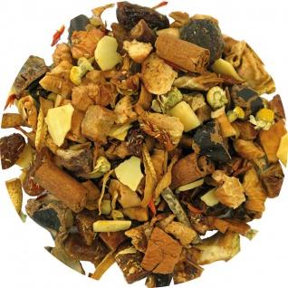 Vanillle-Mandel-Äpfelchen - aromatisierter Früchtetee