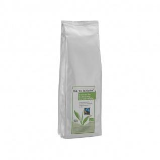 Bio Fairtrade Darjeeling first flushTee Initiative, schwarzer Tee, 250g