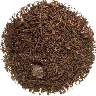 Wildkirsch - aromatisierter Schwarztee