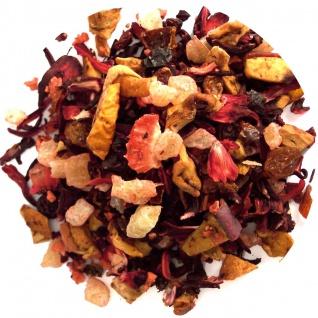 Kiwinas Berry - aromatisierter Früchtetee, 1kg