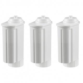 3 Wasserfilter Patronen passend für alle Siemens/Bosch Gaggenau-, Neff-, VeroBar-Professional-Serie Kaffeevollautomaten