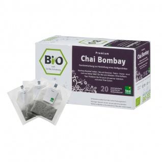 Bio Chai Bombay, Kräutertee