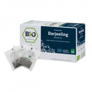 Bio Darjeeling, schwarzer Tee