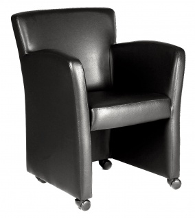A&K 10.000 Home Collection Seat M7045 Konferenzstuhl, Schwarz