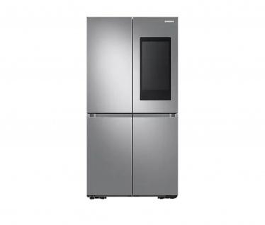 Samsung French Door - 4 Türig Kühl-Gefrierkombination, F*, 637 l, Edelstahl RF65A977FSR/EF