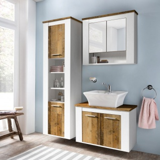 A&K 10.000 Home Collection Badezimmer-Set Country 3-teilig
