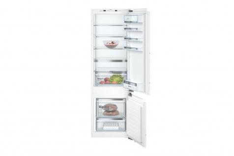 Bosch Serie   6 Einbau-Kühl-Gefrier-Kombination mit Gefrierbereich unten 177.2 x 55.8 cm KIS87AFE0