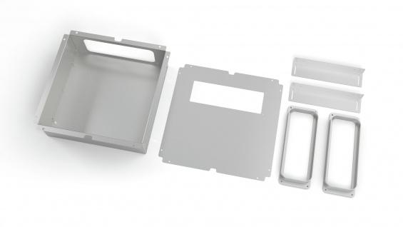 Bosch DSZ9ID0M0 Montageset für abnehmbare Lüfter