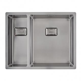 Caressi Quadratisches Spülbecken CAPP1534Q10