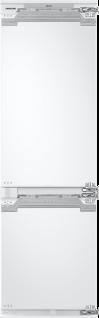 Samsung Einbau - Kühl-/Gefrierkombination, 177, 5 cm, 270 l, Weiß BRB260134WW/EF