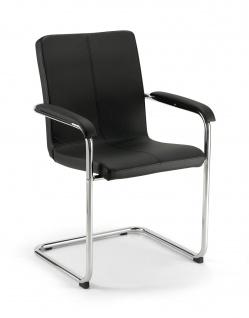 A&K 10.000 Home Collection Seat M7044 Konferenzstuhl, Schwarz