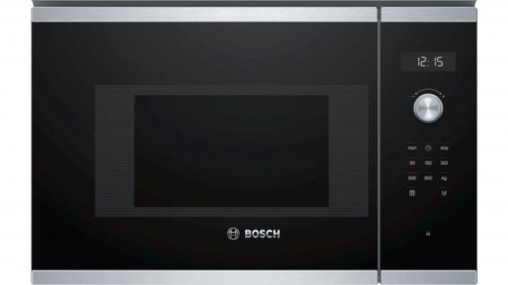 Bosch Serie   6 Einbau-Mikrowelle Edelstahl BFL524MS0