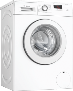 Bosch WAJ280H6 Serie   2, Waschmaschine, Frontlader, 7 kg, 1400 U/min.