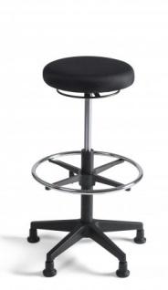 A&K 10.000 Home Collection Seat H7050 Arbeitsstuhl, schwarz - Vorschau 1