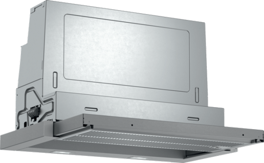 Bosch DFR067A52 Serie   4 Flachschirmhaube, 60 cm, Silbermetallic
