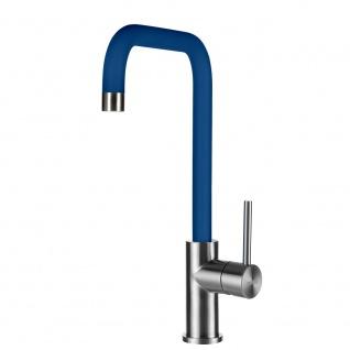 Togo Lo Armatur Medway CLR-Blue Küchenarmatur Blau