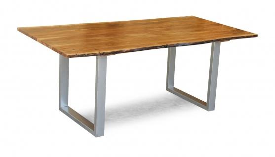 Esstisch mit Baumkantenoptik 160cm A00000352