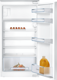 Bosch KIL20NSF0 Serie   2, Einbau-Kühlschrank mit Gefrierfach, 102.5 x 56 cm
