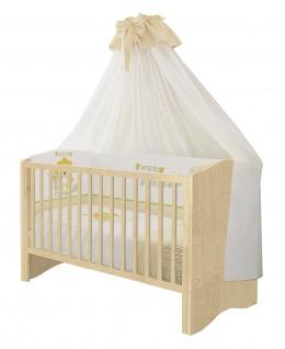Kombi-Kinderbett Polini 140x70cm natur - Vorschau 2
