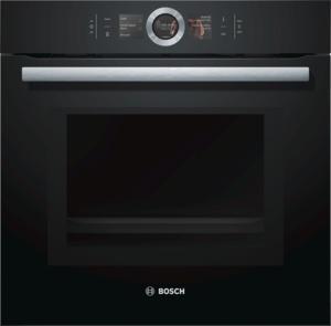 Bosch HMG6764B1 Mikrowellen-Backofen, Serie 8