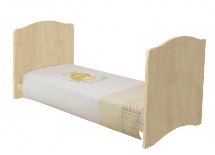 Kombi-Kinderbett Polini 140x70cm natur - Vorschau 4