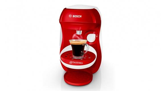 Bosch Tas1006 Kapselmaschine Tassimo Happy 1, 2, 3, Smile!bosch Tas1007 Kapselmaschine Tassimo Happy - Vorschau 4