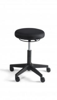 A&K 10.000 Home Collection Seat H7049 Arbeitsstuhl, schwarz - Vorschau 1
