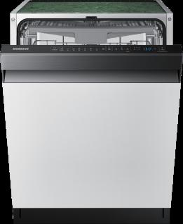 Samsung Teilintegriert Einbau-Geschirrspüler, 60 cm, 14 Maßgedecke, DW60R7050SG/EG