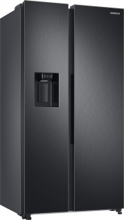 Samsung Serie RS8000 Side-by-Side, 634 l, Premium Black Steel RS6GA8842B1/EG