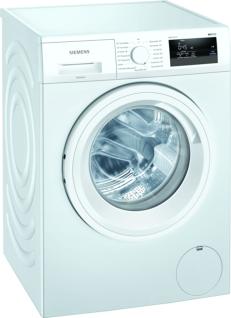Siemens WM14NKG1 iQ300, Waschmaschine, Frontlader, 8 kg, 1400 U/min.