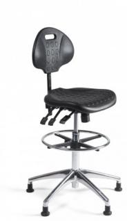 A&K 10.000 Home Collection Seat S7063 Arbeitsstuhl, schwarz