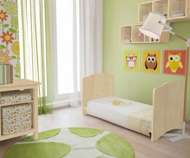 Kombi-Kinderbett Polini 140x70cm natur - Vorschau 3