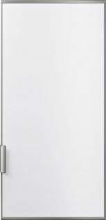 Siemens KF40ZAX0 weiße Türfront mit Dekorrahmen und Griff aus Aluminium