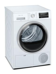 Siemens WT46G4G1 iQ500, Kondensations-Trockner, 9 kg