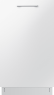 Samsung Vollintegrierter Einbau-Geschirrspüler, 45 cm, 9 Maßgedecke, DW50R4060BB/EO