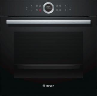 Bosch Serie   8 Einbaubackofen HBG635BB1