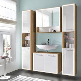 A&K 10.000 Home Collection Badezimmer-Set 4-teilig Stella