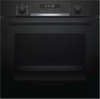 Bosch Serie 6 Einbau-Backofen HBA578BB0, 60 x 60 cm, Schwarz