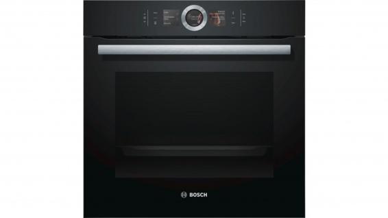 Bosch Einbau-Backofen HBG676EB6, Serie 8