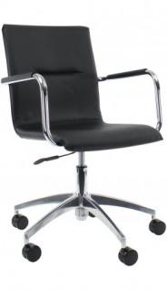 A&K 10.000 Home Collection Seat 7085 Bürostuhl, schwarz