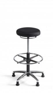 A&K 10.000 Home Collection Seat H7050 Arbeitsstuhl, schwarz - Vorschau 2