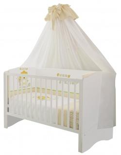Kombi-Kinderbett Polini 140x70cm weiß - Vorschau 2
