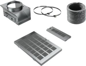 Siemens LZ10AKS00 Starterset regenerierbar für Umluftbetr.
