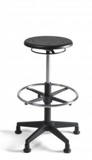 A&K 10.000 Home Collection Seat H7048 Arbeitsstuhl, schwarz
