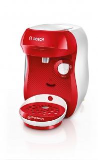 Bosch TAS1006 Kapselmaschine TASSIMO HAPPY 1, 2, 3, SMILE!Bosch TAS1007 Kapselmaschine TASSIMO HAPPY