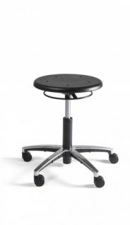 A&K 10.000 Home Collection Seat H7047 Arbeitsstuhl, schwarz - Vorschau 2
