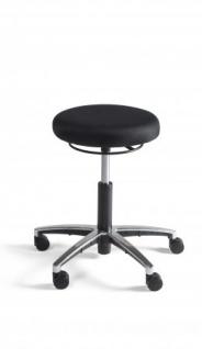 A&K 10.000 Home Collection Seat H7049 Arbeitsstuhl, schwarz - Vorschau 2