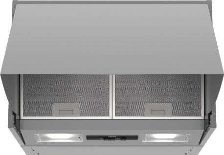 Siemens iQ100 Zwischenbauhaube Silber LE66MAC00