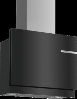 Bosch DWF67KM60 Serie   6, Wandesse, 60 cm, Klarglas schwarz bedruckt