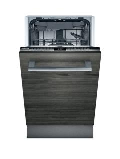 Siemens SR63HX76ME iQ300, Vollintegrierter Geschirrspüler, 45 cm